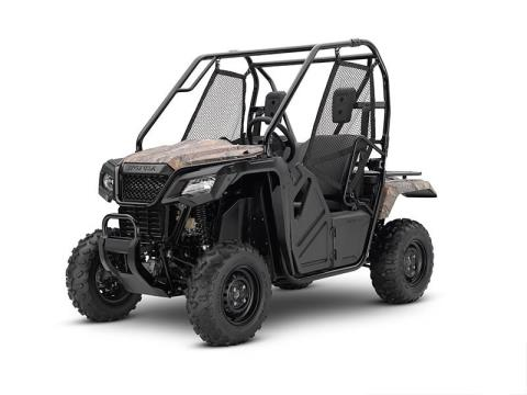 2017 Honda Pioneer™ 500 in Louisville, Kentucky