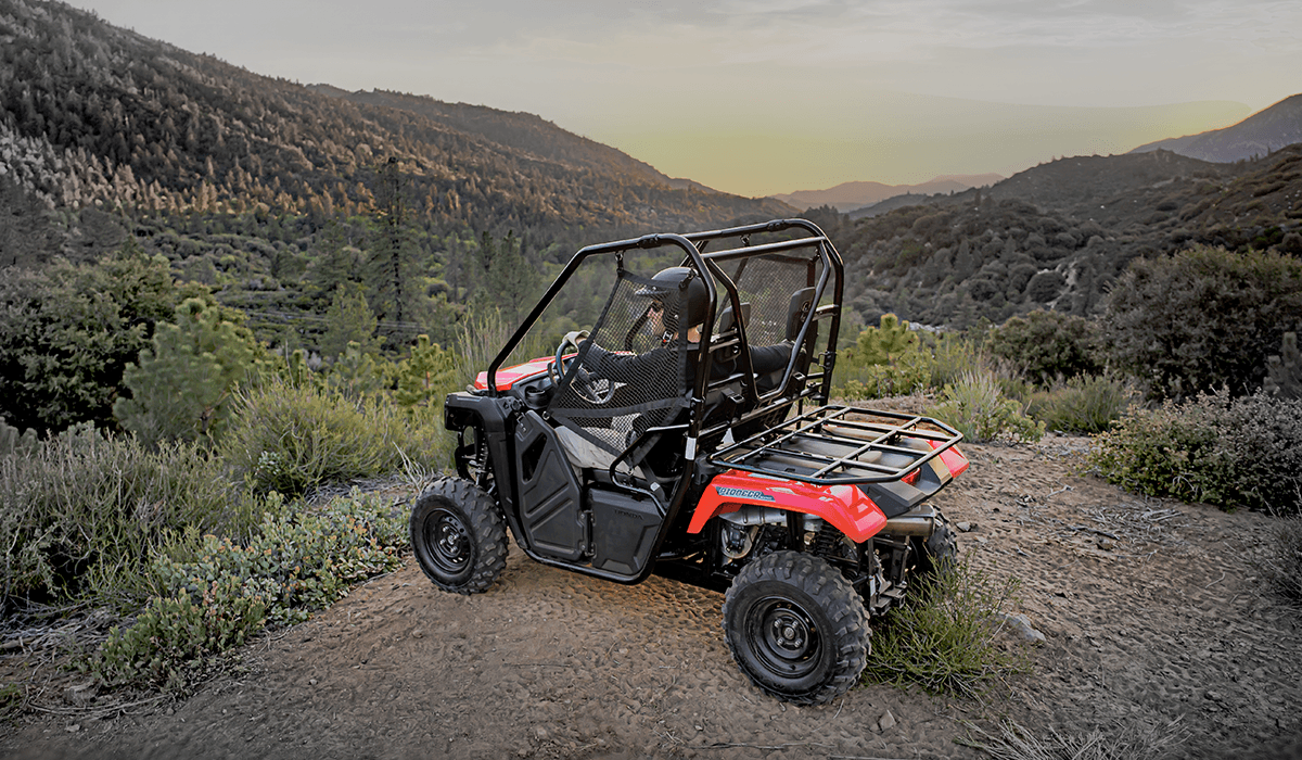2017 Honda Pioneer™ 500 in Brighton, Michigan