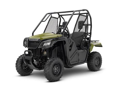 2017 Honda Pioneer™ 500 in Columbia, South Carolina
