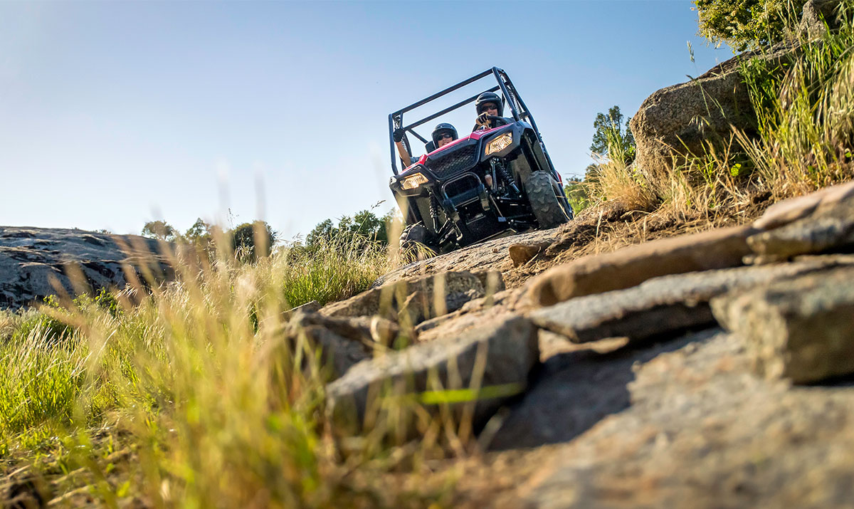 2017 Honda Pioneer™ 500 in Greenwood Village, Colorado