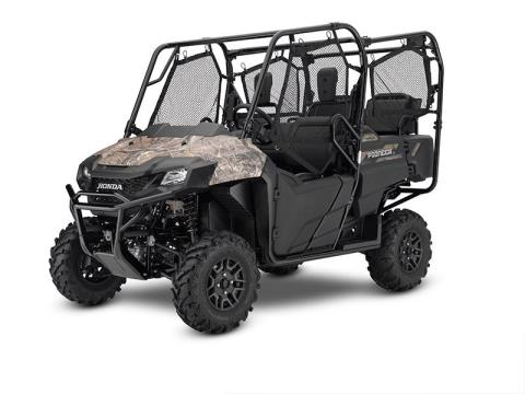 2017 Honda Pioneer™ 700-4 Deluxe in Columbia, South Carolina