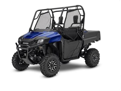 2017 Honda Pioneer™ 700 Deluxe in Columbia, South Carolina