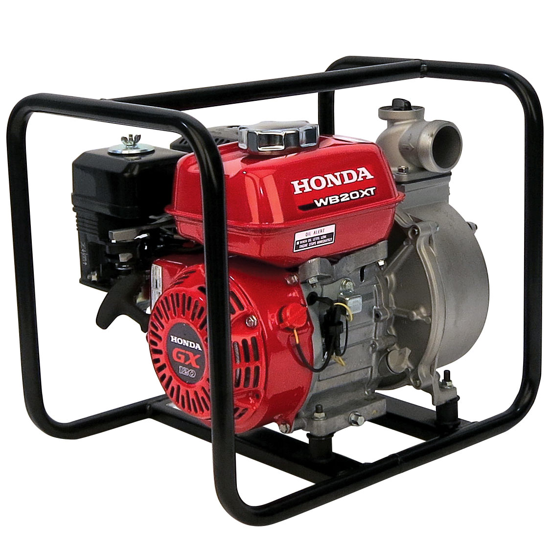 2016 Honda Power Equipment WB20 in Fontana, California