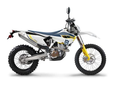 2015 Husqvarna FE 350 S in Pelham, Alabama