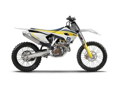 2015 Husqvarna FC 350 in Pelham, Alabama