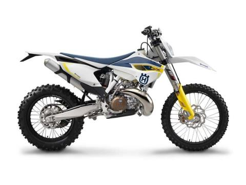 2015 Husqvarna TE 250 in Fontana, California