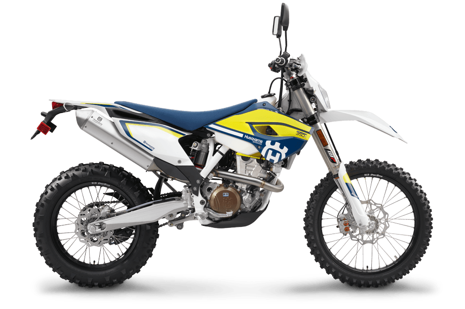 2016 Husqvarna FE 350 S in Fontana, California
