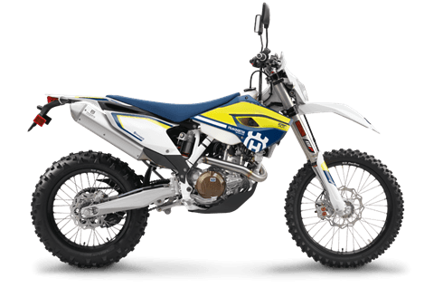 2016 Husqvarna FE 501 S in Fontana, California