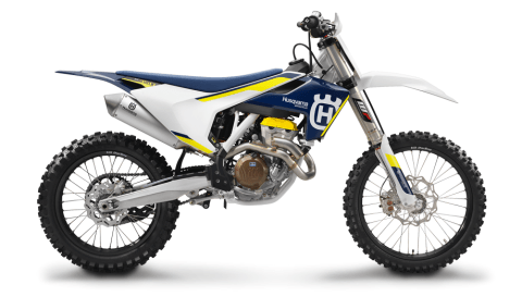 2016 Husqvarna FC 350 in Pelham, Alabama