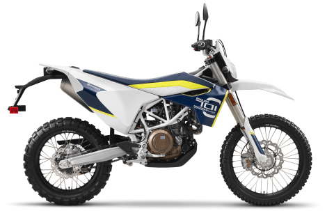 2016 Husqvarna 701 Enduro in Lancaster, Texas