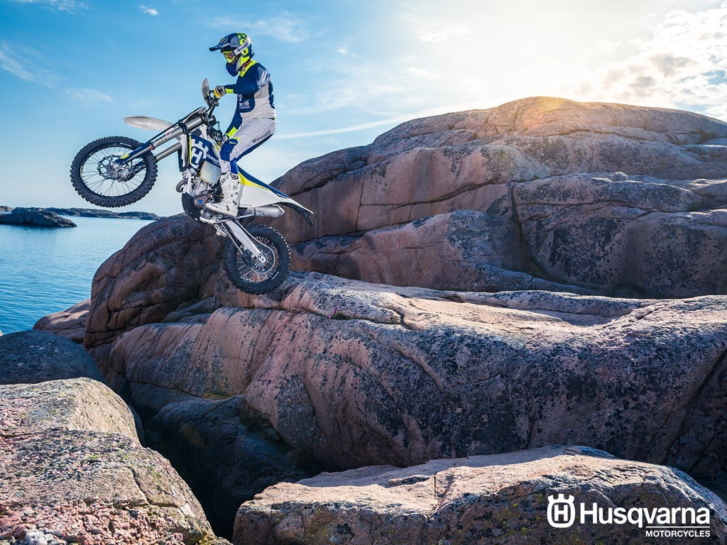 2017 Husqvarna FE 350 in Greenwood Village, Colorado