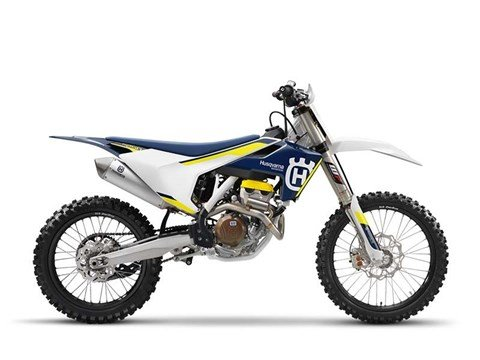 2017 Husqvarna FC 250 in Castaic, California