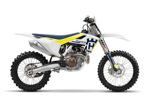 2017 Husqvarna FC 450 in Castaic, California