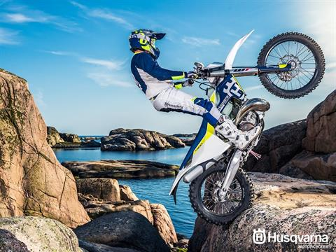 2017 Husqvarna TE 300 in Fontana, California