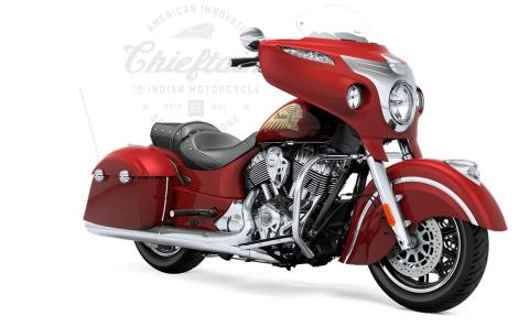2016 Indian Chieftain® in Pasco, Washington