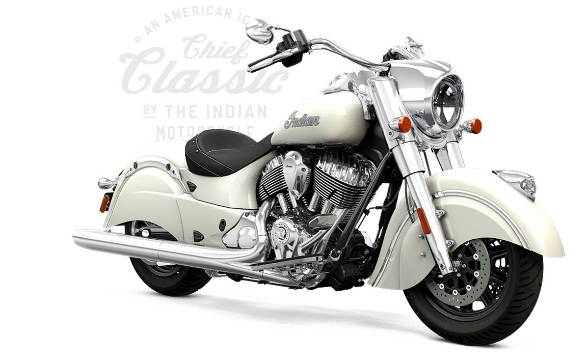 2016 Indian Chief® Classic in Union, New Jersey