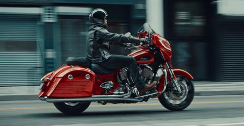 2017 Indian Chieftain® Elite in Waynesville, North Carolina