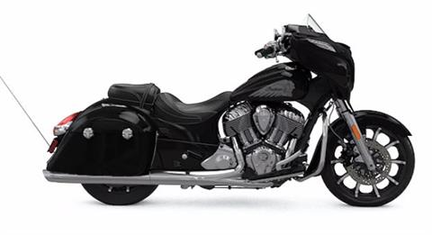 2017 Indian Chieftain® Limited in Wayne, New Jersey