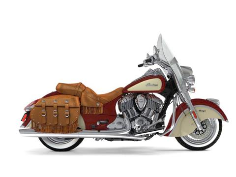 2017 Indian Chief® Vintage in Saint Clairsville, Ohio