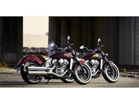 2017 Indian Scout® in Waynesville, North Carolina