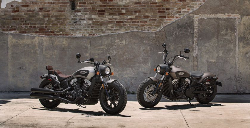 2017 Indian Scout® Bobber in Waynesville, North Carolina