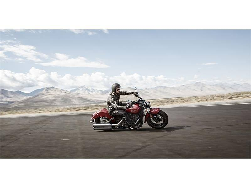 2017 Indian Scout® Sixty in Waynesville, North Carolina