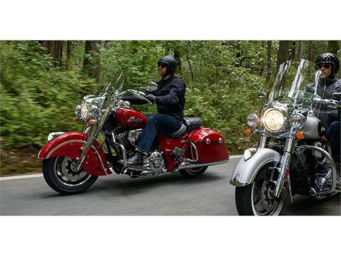 2017 Indian Springfield™ in Waynesville, North Carolina