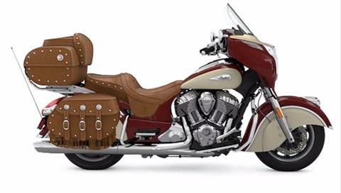 2017 Indian Roadmaster® Classic in Wayne, New Jersey