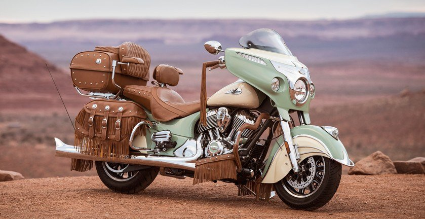 2017 Indian Roadmaster® Classic in Waynesville, North Carolina