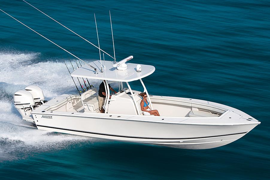 2016 Jupiter 32 FS in Mobile, Alabama