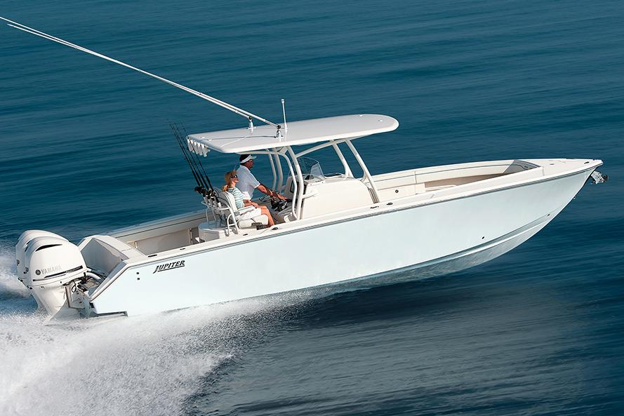 2016 Jupiter 34 FS in Mobile, Alabama