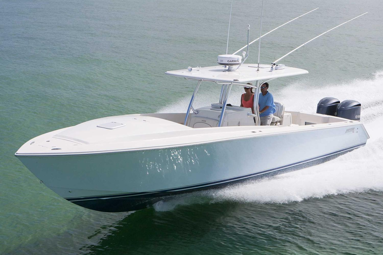 2016 Jupiter 38 Cuddy in Mobile, Alabama
