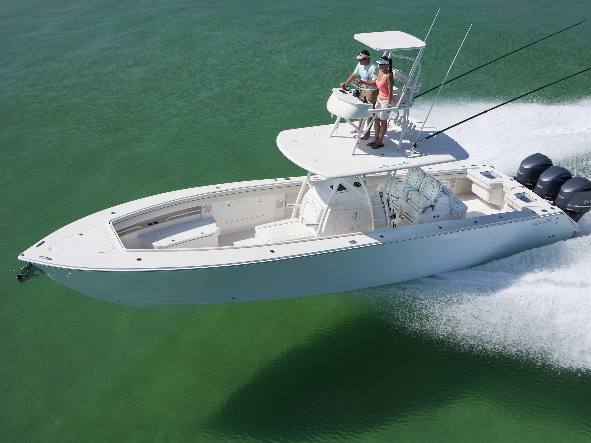 2016 Jupiter 38 HFS in Mobile, Alabama