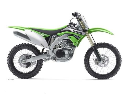 2011 Kawasaki KX™450F in Harrisburg, Illinois