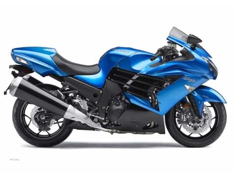 2012 Kawasaki Ninja® ZX™-14R in Norfolk, Virginia