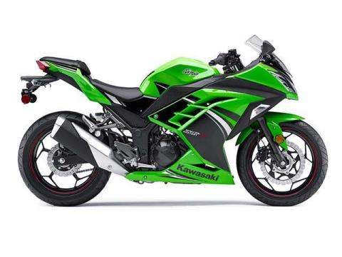 2014 Kawasaki Ninja® 300 ABS SE in Fremont, California
