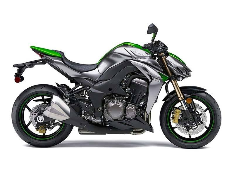 2014 Kawasaki Z1000 ABS in Fontana, California