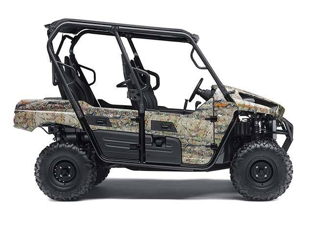 2014 Kawasaki Teryx4™ Camo in Mount Pleasant, Michigan