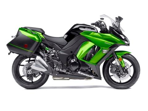 2015 Kawasaki Ninja® 1000 ABS in Redding, California