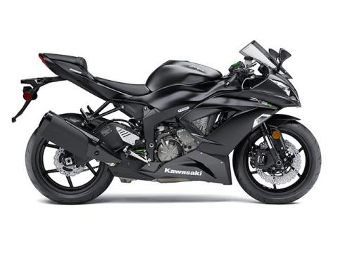 2015 Kawasaki Ninja® ZX™-6R ABS in Oakdale, New York