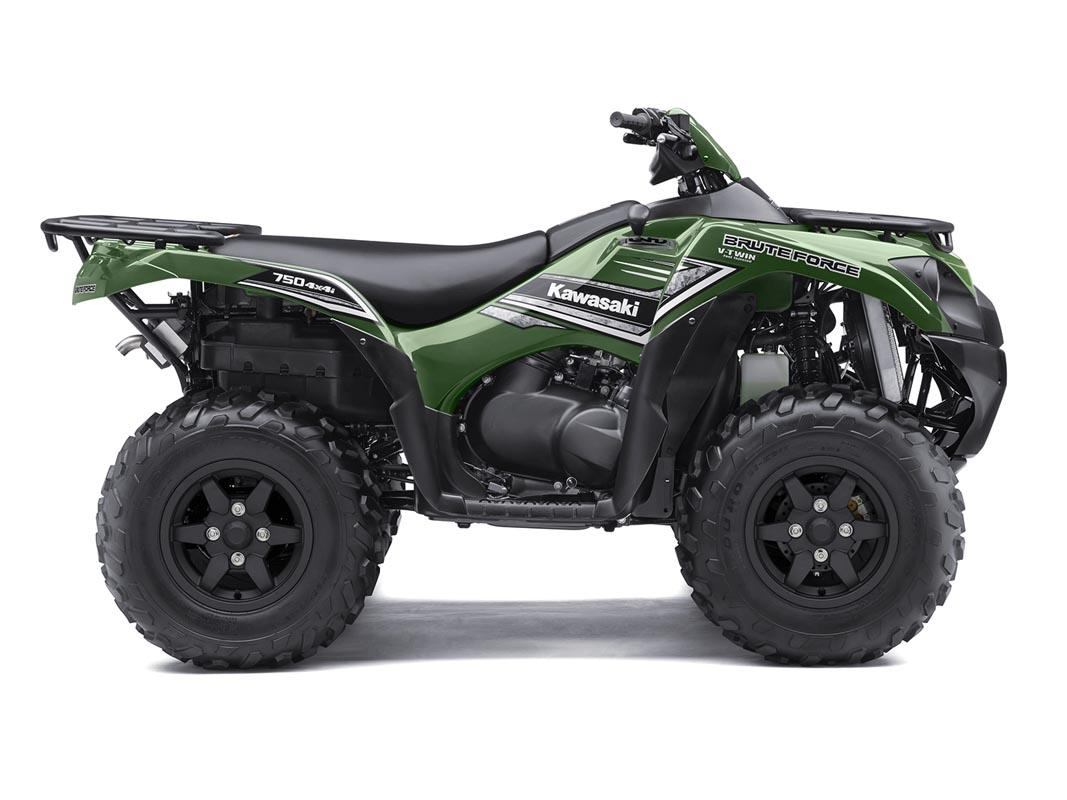 new 2016 kawasaki brute force 750 4x4i atvs in humble tx. Black Bedroom Furniture Sets. Home Design Ideas