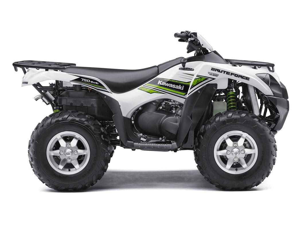 2016 Kawasaki Brute Force® 750 4x4i EPS in Middlesex, New Jersey