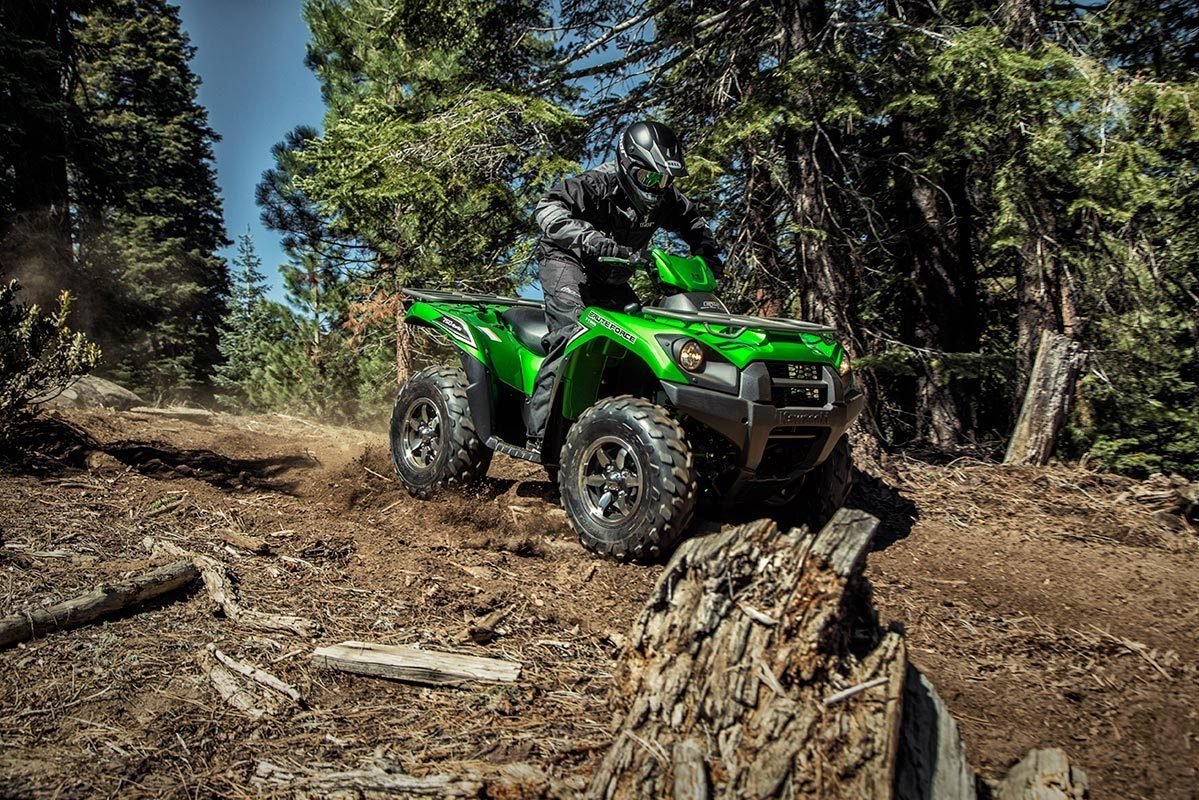 2016 Kawasaki Brute Force 750 4x4i EPS in Tarentum, Pennsylvania