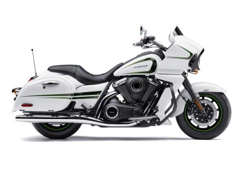 2016 Kawasaki Vulcan® 1700 Vaquero® ABS in Bellevue, Washington
