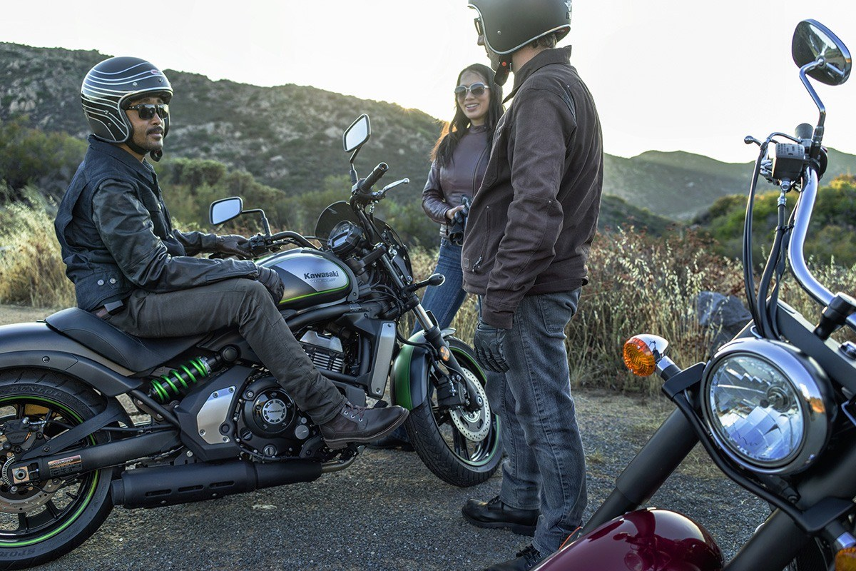 new 2016 kawasaki vulcan® s abs café motorcycles in escondido, ca