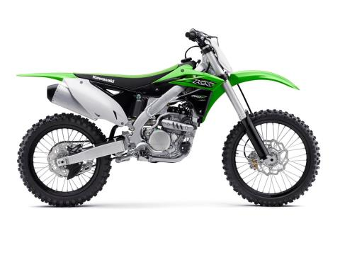 2016 Kawasaki KX™250F in Sacramento, California