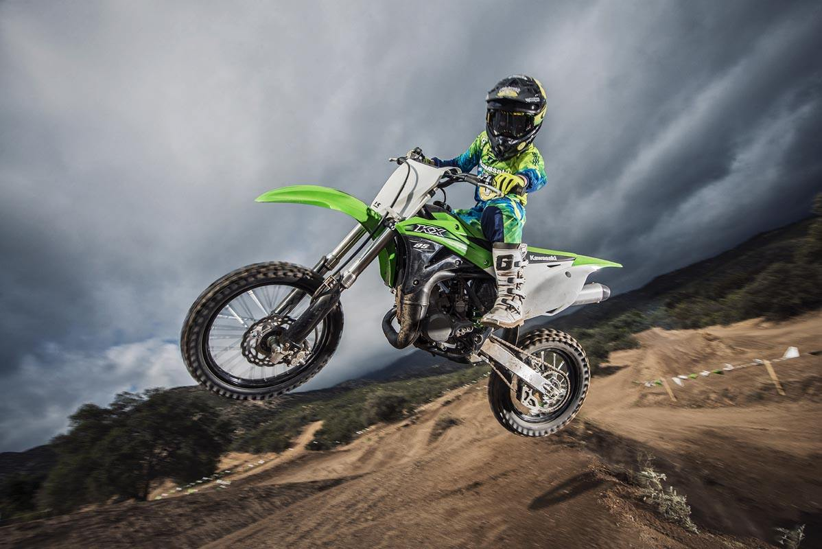 new 2016 kawasaki kx 85 motorcycles in hialeah fl. Black Bedroom Furniture Sets. Home Design Ideas