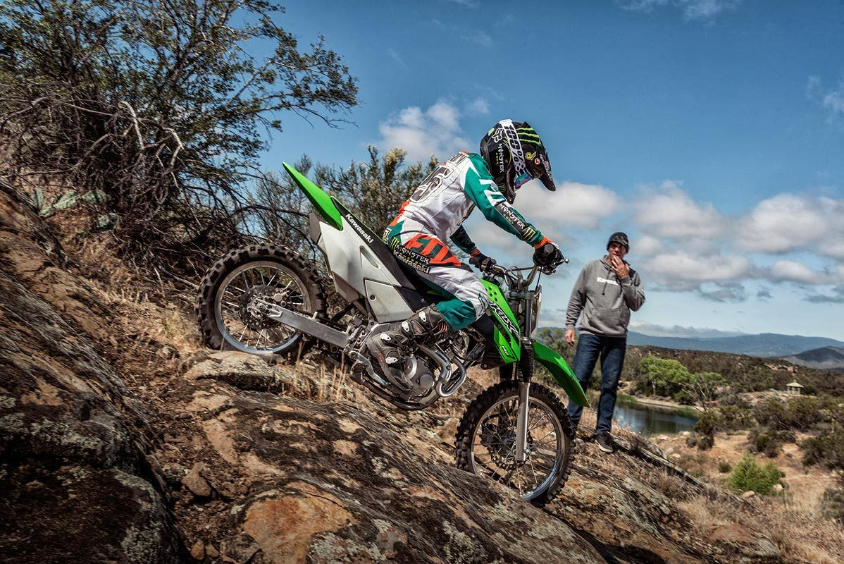 2016 Kawasaki KLX®140 in Fontana, California