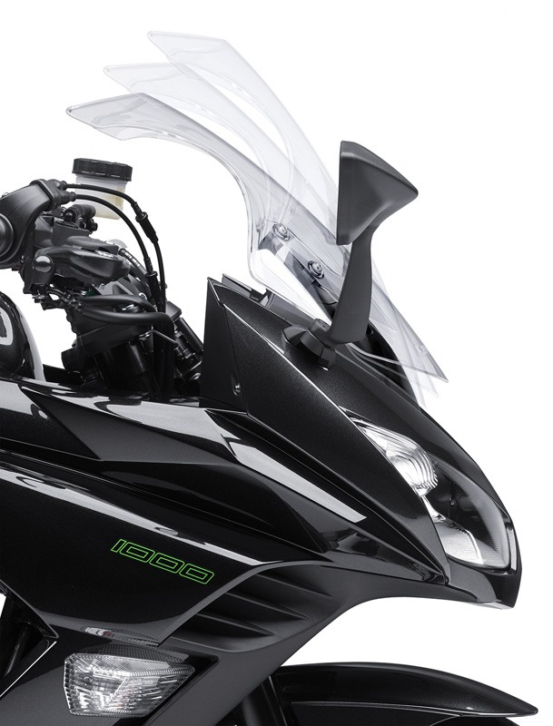 2016 Kawasaki Ninja® 1000 ABS in Winterset, Iowa