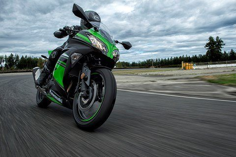 2016 Kawasaki Ninja® 300 ABS KRT Edition in Fontana, California